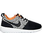 Boys' Grade School Nike Roshe One Safari Casual Shoes