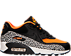 Boys' Grade School Nike Air Max 90 Safari Running Shoes