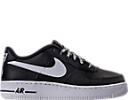 Boys' Grade School Nike NBA Air Force 1 Low LV8 Casual Shoes