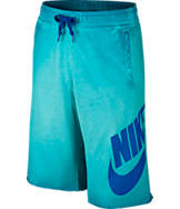 Boys' Nike Alumni Washed Shorts