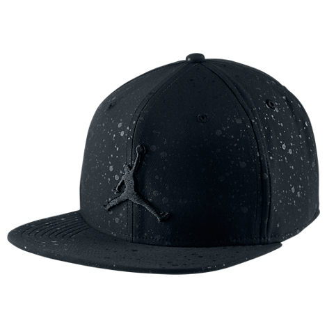 Air Jordan Speckle Print Snapback Hat