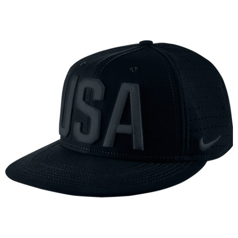 Nike Team USA Perforated Snapback Hat