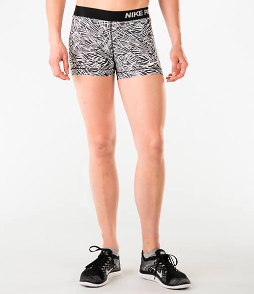 Women's Nike Pro Cool 3 Inch Printed Training Shorts