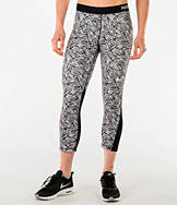 Women's Nike Pro Cool Printed Training Capri Tights