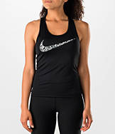 Women's Nike Pro Cool Facet Graphic Training Tank
