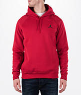 Men's Air Jordan Flight Pullover Hoodie