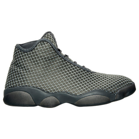 Air Jordan Horizon Off-Court Mens Shoes (Wolf Grey/White/Dark Grey)