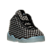 Three Quarter view of Boys' Toddler Jordan Horizon Basketball Shoes in Black/White
