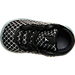 Top view of Boys' Toddler Jordan Horizon Basketball Shoes in Black/White