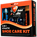 Front view of Sof Sole 3-In-1 Athletic Shoe Care Kit in None