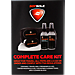 Front view of Sof Sole Travel Care Kit in None