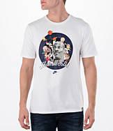 Men's Air Jordan 11 That's All Folks T-Shirt
