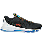 Men's Nike KD 8 BHM Basketball Shoes