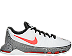 Boys' Grade School Nike KD 8 Christmas Basketball Shoes