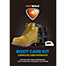 Front view of Sof Sole Boot Care Cleaning and Waterproofing Kit in None