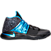 Black/Blue Glow/Anthracite-Ksa