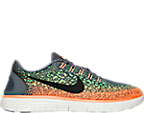 Men's Nike Free Distance Running Shoes