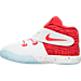 Left view of Boys' Toddler Nike Kyrie 2 Basketball Shoes in 166