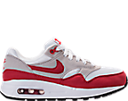 Boys' Grade School Nike Air Max 1 Running Shoes