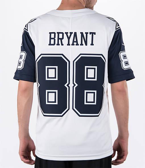 Men's Nike Dallas Cowboys NFL Dez Bryant Color Rush Jersey
