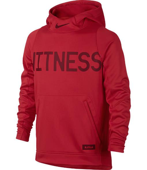 Boys' Nike Therma LeBron Hoodie