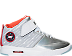 Boys' Grade School Nike LeBron Akronite Basketball Shoes