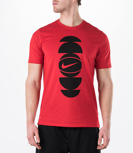 Men's Nike Dry Core Art Basketball T-Shirt