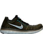 Men's Nike Free RN Flyknit Running Shoes