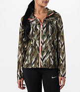 Women's Nike Impossibly Light Hooded Running Jacket