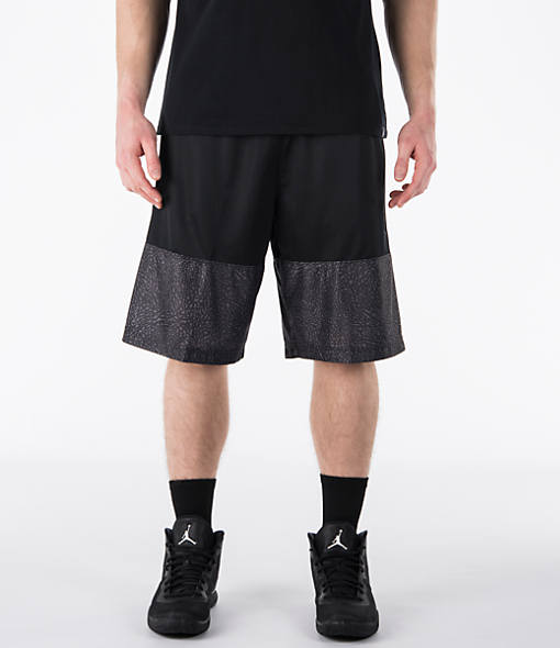Men's Air Jordan Wings Blockout Basketball Shorts