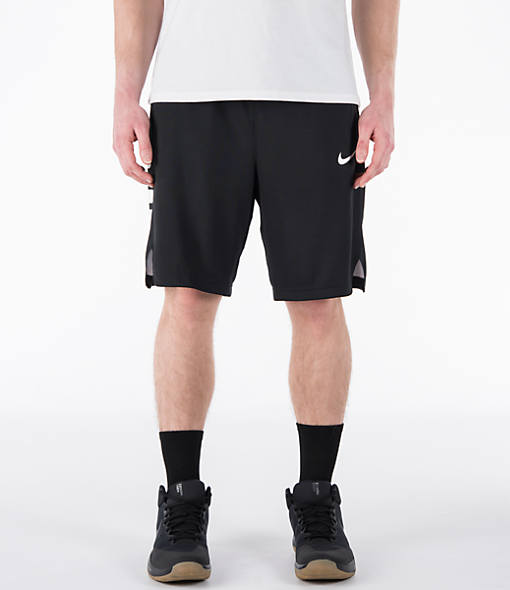 Men's Nike Elite Stripe Basketball Shorts