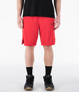 Men's Nike Elite Stripe Basketball Shorts Product Image