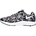 Left view of Men's Nike Zoom Elite 8 Print Running Shoes in Black/White/Pure Platinum/Cool Grey