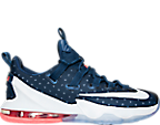 Men's Nike LeBron 13 Low Basketball Shoes