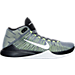 Right view of Men's Nike Zoom Ascention Basketball Shoes in 004