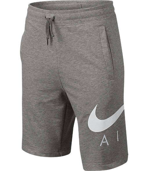 Boys' Nike Air Cotton Athletic Shorts | Finish Line
