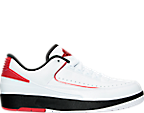 Men's Air Jordan Retro 2 Low Basketball Shoes