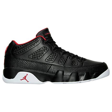 Men's Air Jordan Retro 9 Low Basketball Shoes
