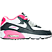 Anthracite/White/Hyper Pink
