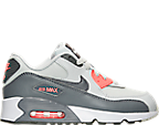 Girls' Preschool Nike Air Max 90 Leather Running Shoes