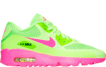 GIRLS' GRADESCHOOL AIR MAX 90 BR
