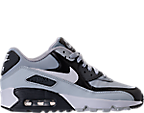 Boys' Grade School Nike Air Max 90 Leather Running Shoes