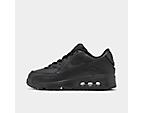 Boys' Preschool Nike Air Max 90 Leather Running Shoes