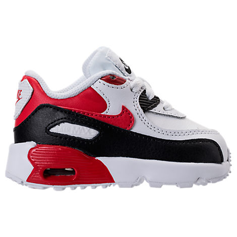 Boys' Toddler Nike Air Max 90 Leather Running Shoes