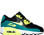 Boys' Grade School Nike Air Max 90 Mesh Running Shoes