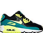 Boys' Grade School Nike Air Max 90 Mesh Running Shoes
