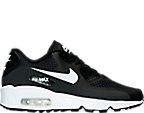 Boys' Grade School Nike Air Max 90 Breathe Running Shoes