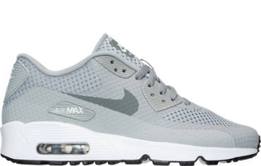 BOYS' GRADESCHOOL AIR MAX 90 BR