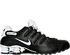 Men's Nike Shox NZ SE Running Shoes