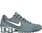 Men's Nike Shox Avenue Leather Running Shoes
